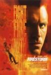 Firestorm poster