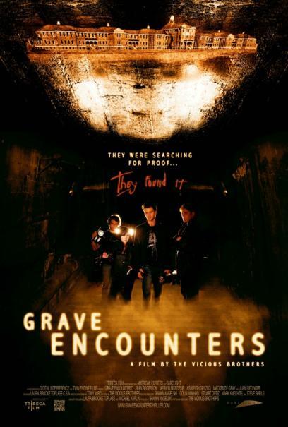 Grave encounters 2011 filmovi s ruba