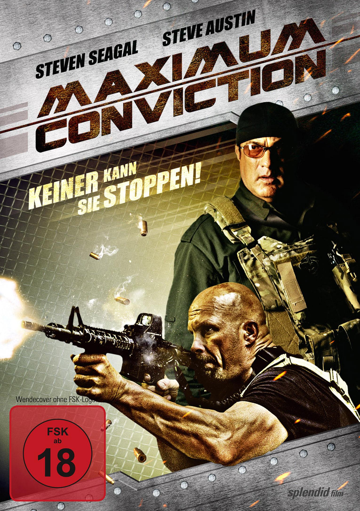 მაქსიმალური ვადა / Maximum Conviction(2012)
