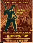 .357 - Six Bullets for Revenge poster2