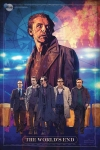 the worlds end comic con poster