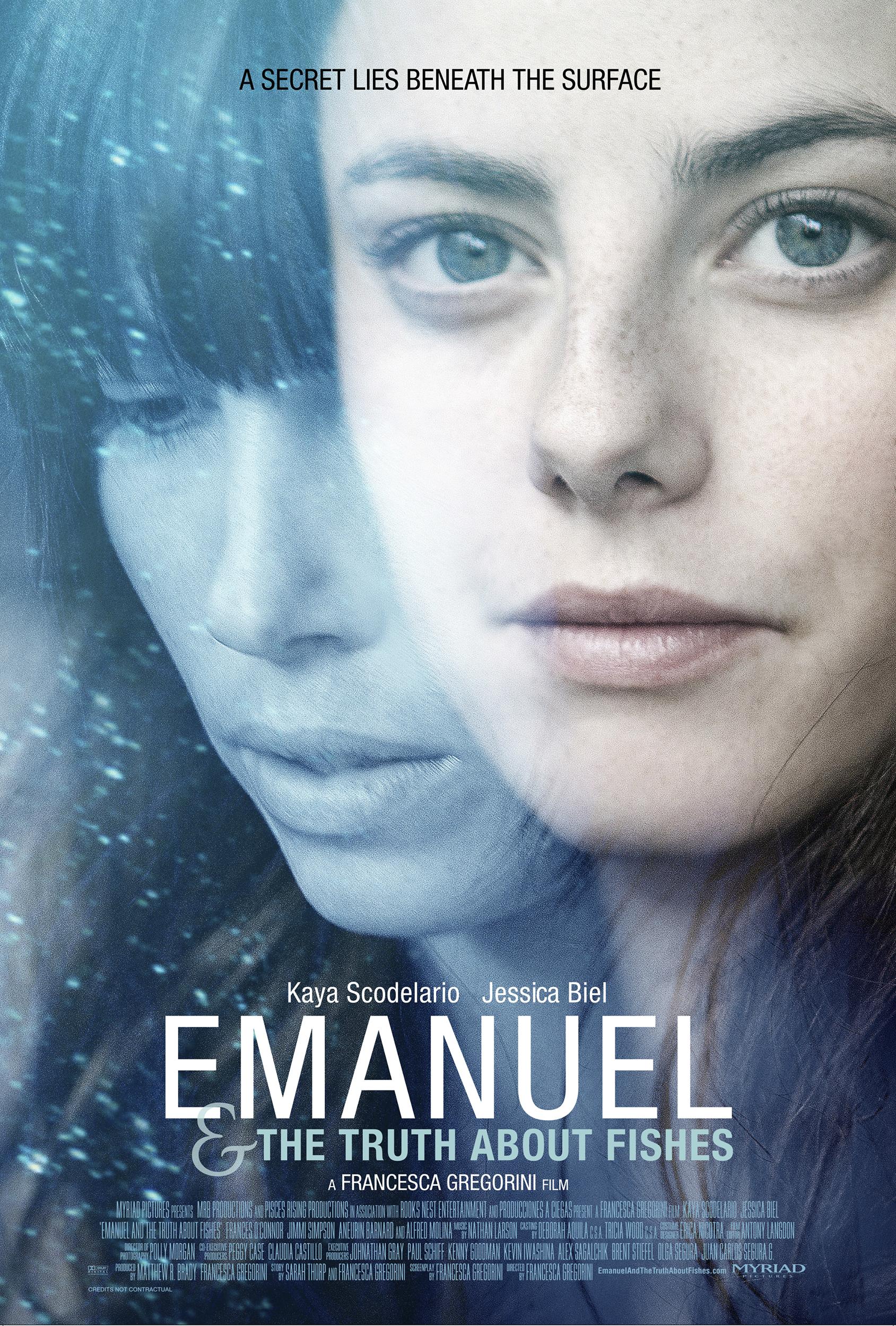 სიმართლე ემანუელაზე - The Truth About Emanuel / Эмануэль и правда о рыбах  (2013)