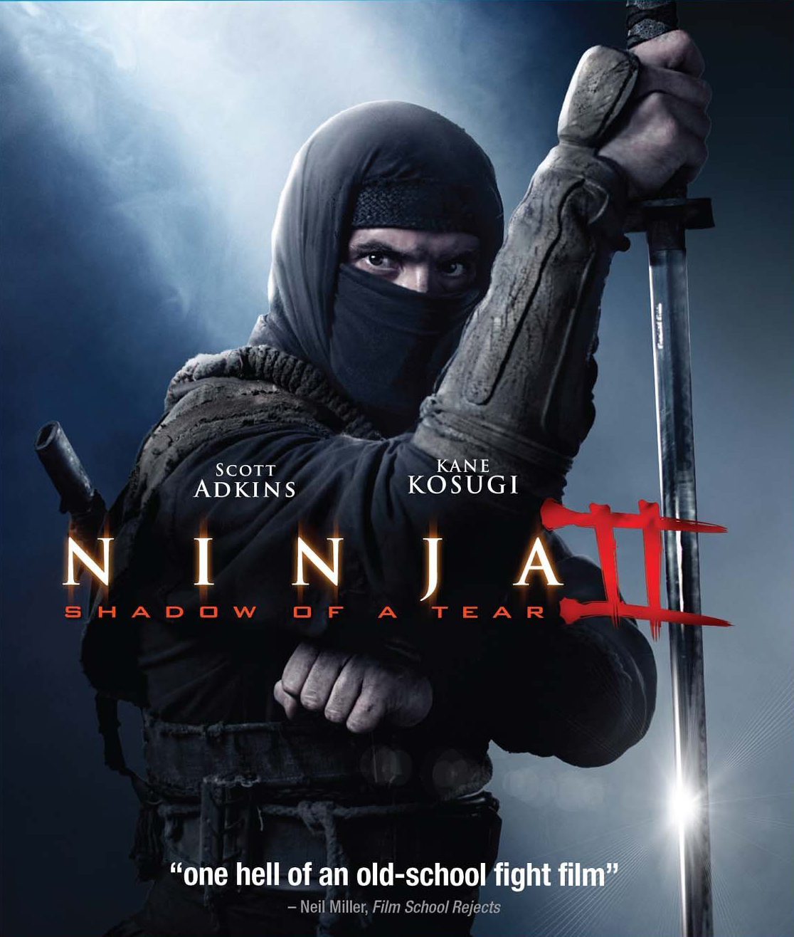 Ninja 2: Shadow of a Tear BRRip XviD