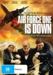 Air force one is Down poster2