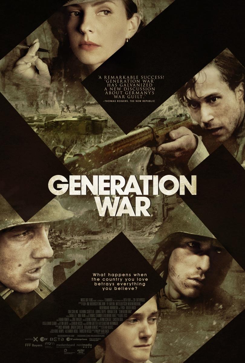 Unsere Mütter, unsere Väter aka Generation War (2013) – Mini Serija (2013)