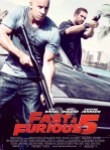 Fast and Furious 5 French Poster
