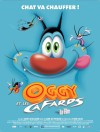 Oggy i Zohari film plakat