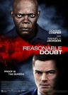 Reasonable Doubt poster