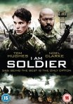 I Am Soldier poster2