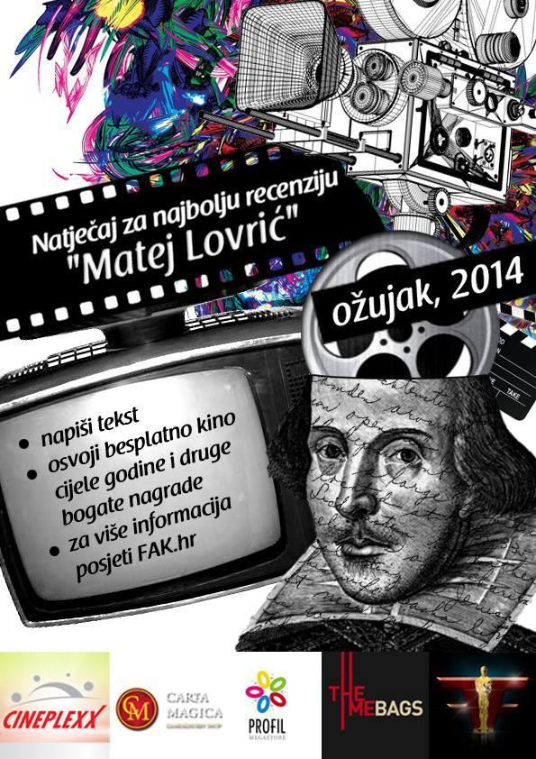 Matej Lovrić natjecaj