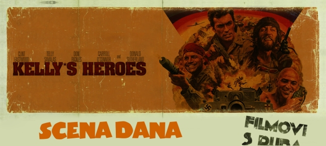 Scena dana_Kellys Heroes