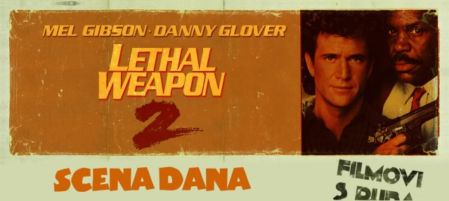 Scena dana_Lethal Weapon 2