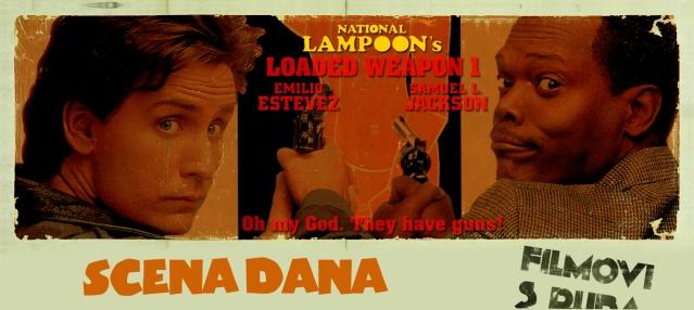 Scena dana_Loaded Weapon