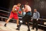 fighting man