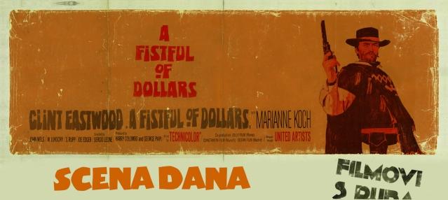 Scena dana_a fistful of dolars