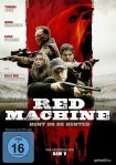 Red Machine poster