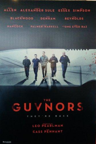 El poster2 Guvnors