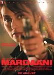 Mardaani poster