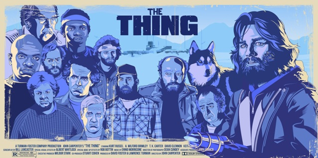 The Thing banner