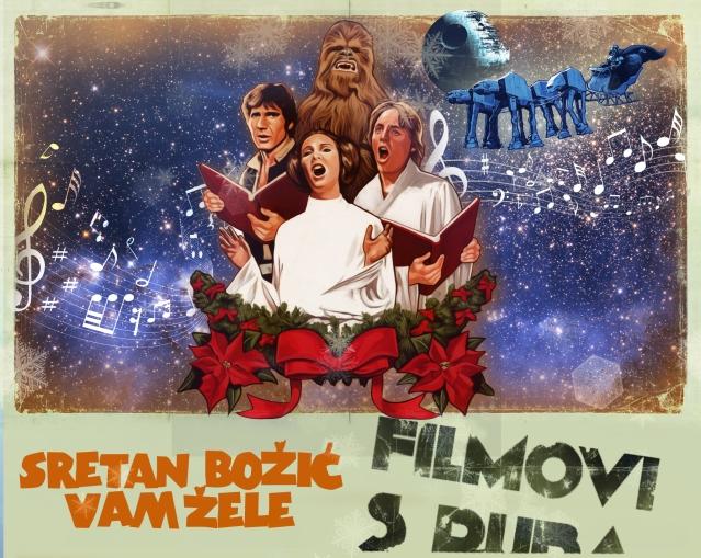 Sretan Božić 2014 Vam žele Filmovi s Ruba