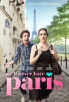 We'll Never Have Paris poster2