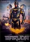 Garuda Superhero poster3