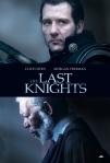 Last Knights poster
