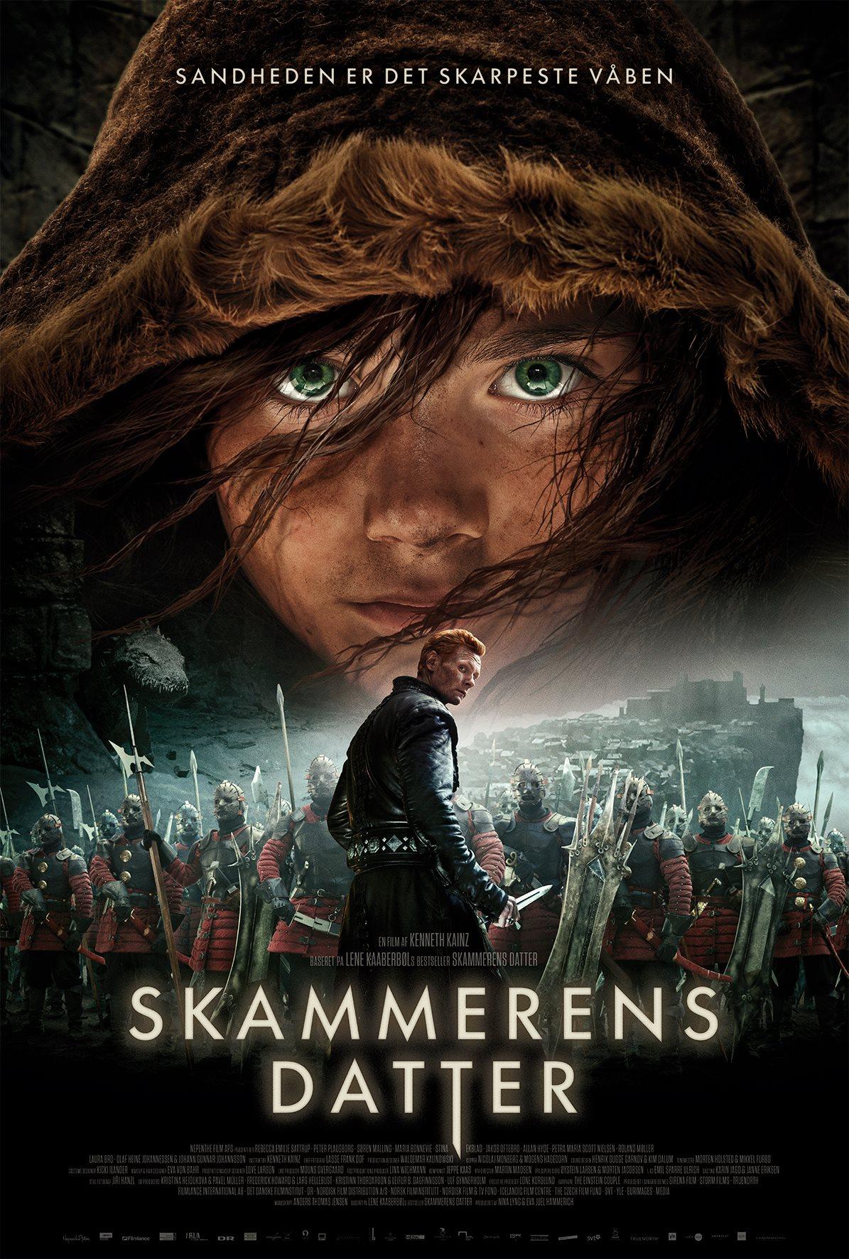 La Hija de la Skammer (Subtítulos) [2015] (MEGA)