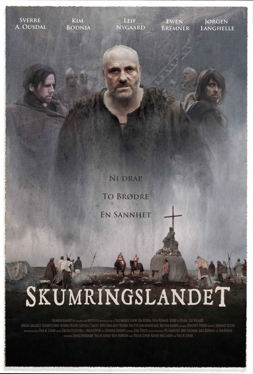 Skumringslandet aka The Veil of Twilight (2014)