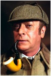 Michael Caine As Sherlock 1988