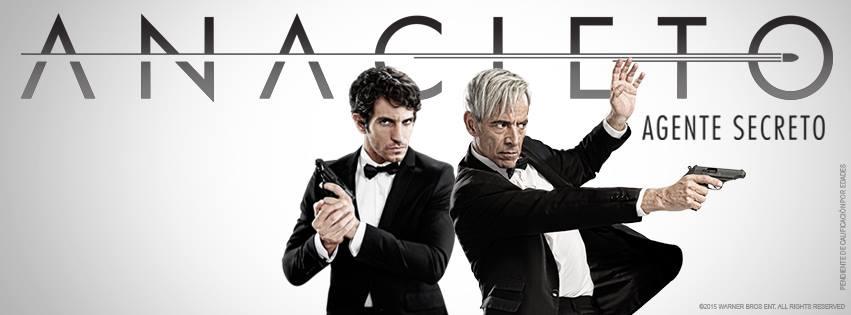 Anacleto: Agente secreto aka Anacleto, Secret Agent aka Spy Game (2015)