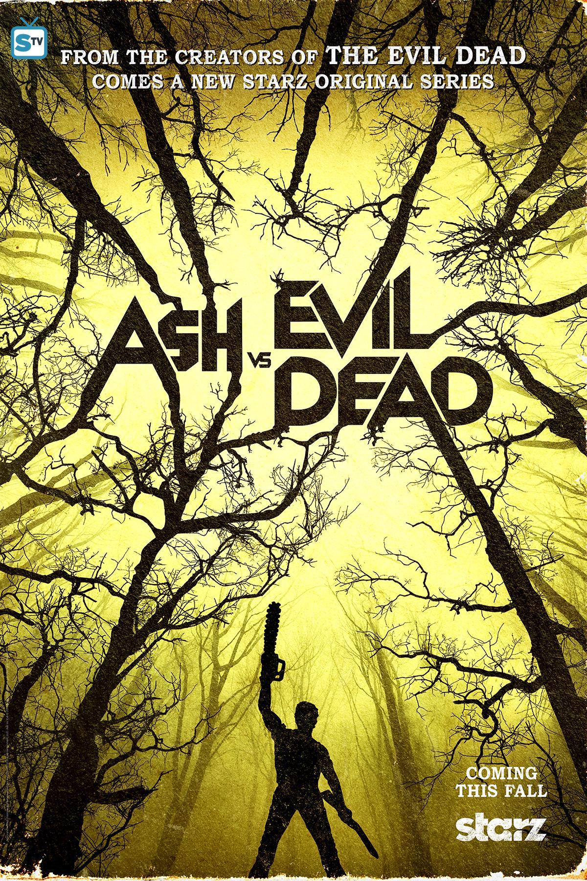 Ash vs Evil Dead – TV Serija (2015)
