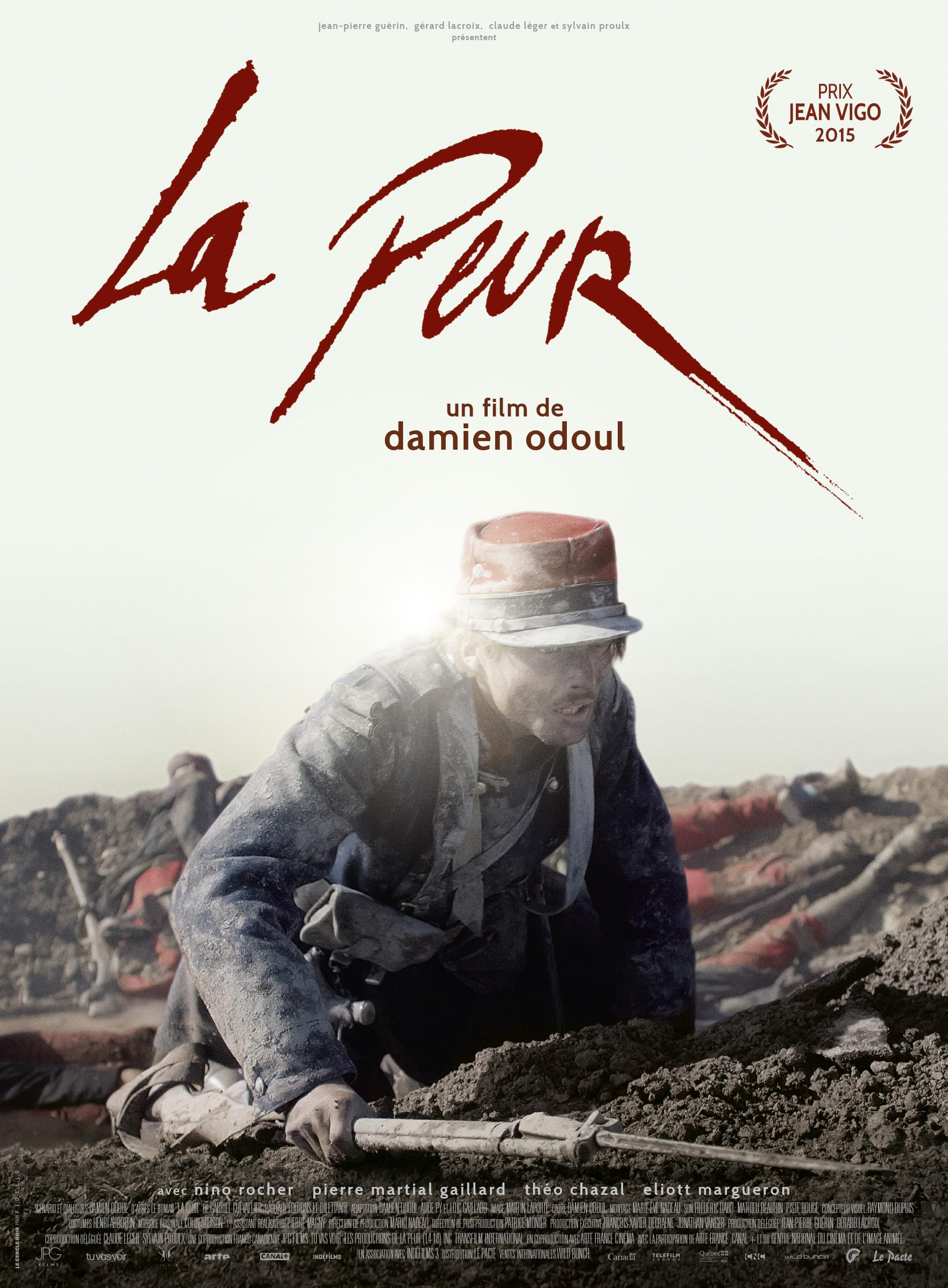 La peur aka The Fear (2015)