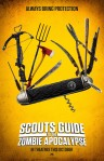 Scouts Guide to the Zombie Apocalypse poster2