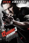12 Rounds 3 Lockdown poster