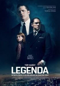 Legenda HR poster