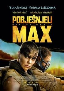 Mad Max HR plakat