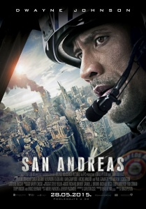 San Andreas HR poster