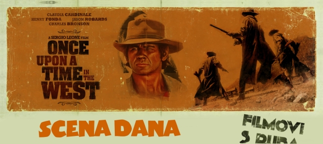 Scena dana_Once Upon a time in the West