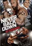 Never Back Down No Surrender poster1