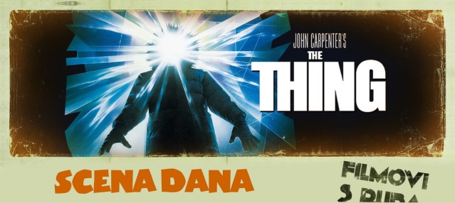 Scena dana_The Thing