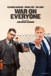 War on Everyone poster2