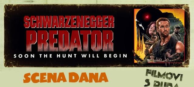 Scena dana_Predator