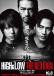 High & Low the Red Rain poster