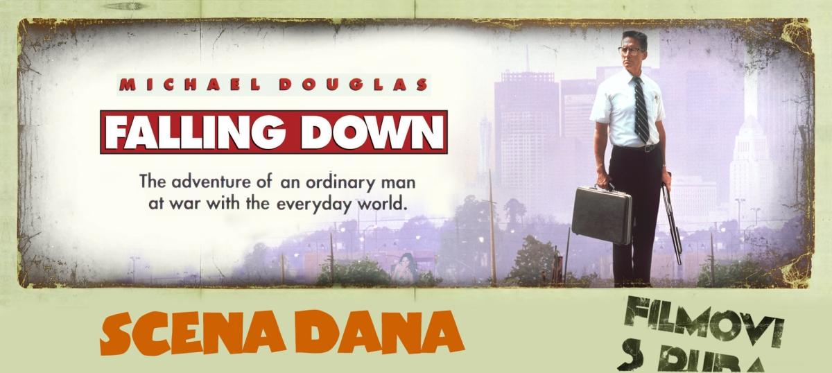 SCENA DANA – Falling Down (1993)