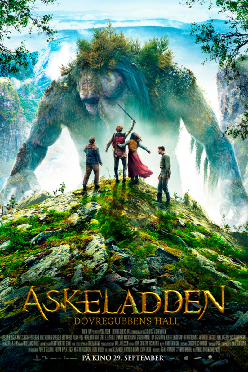 Askeladden - I Dovregubbens hall aka The Ash Lad: In the Hall of the Mountain King(2017)