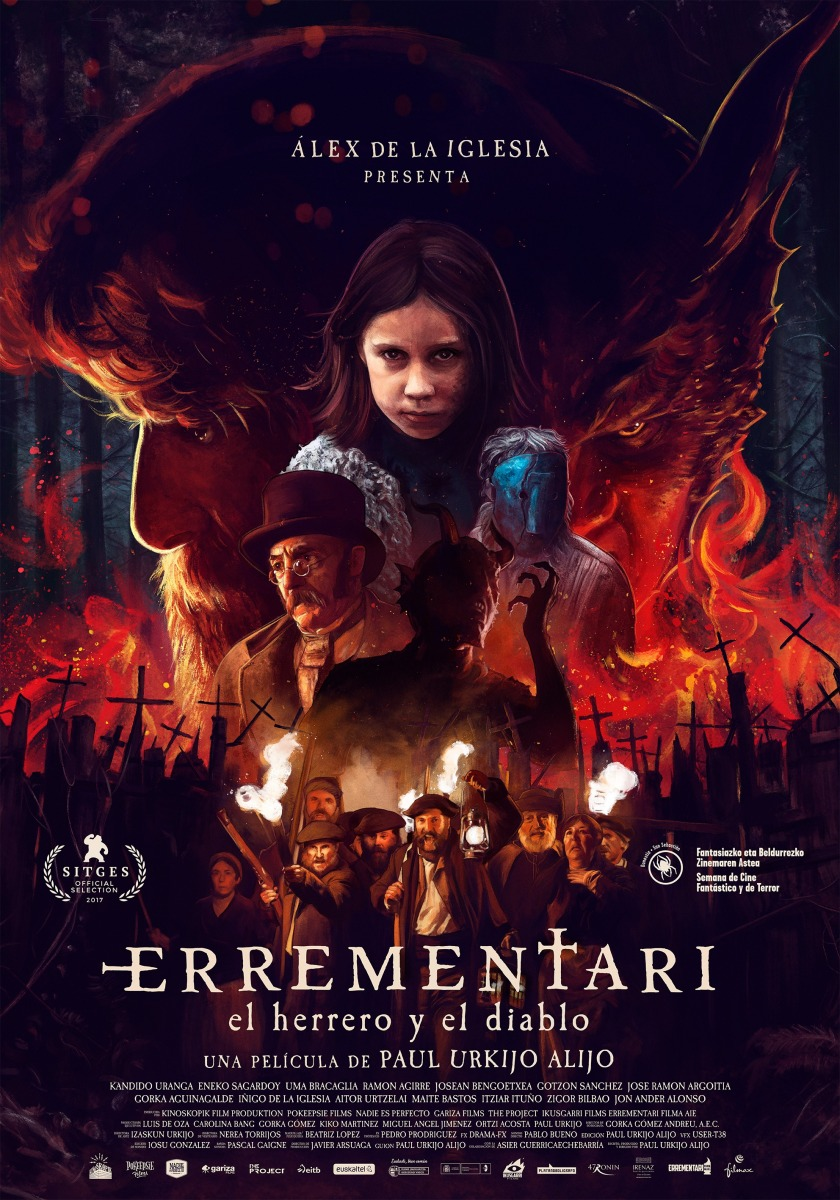 Errementari aka The Devil and the Blacksmith (2017)