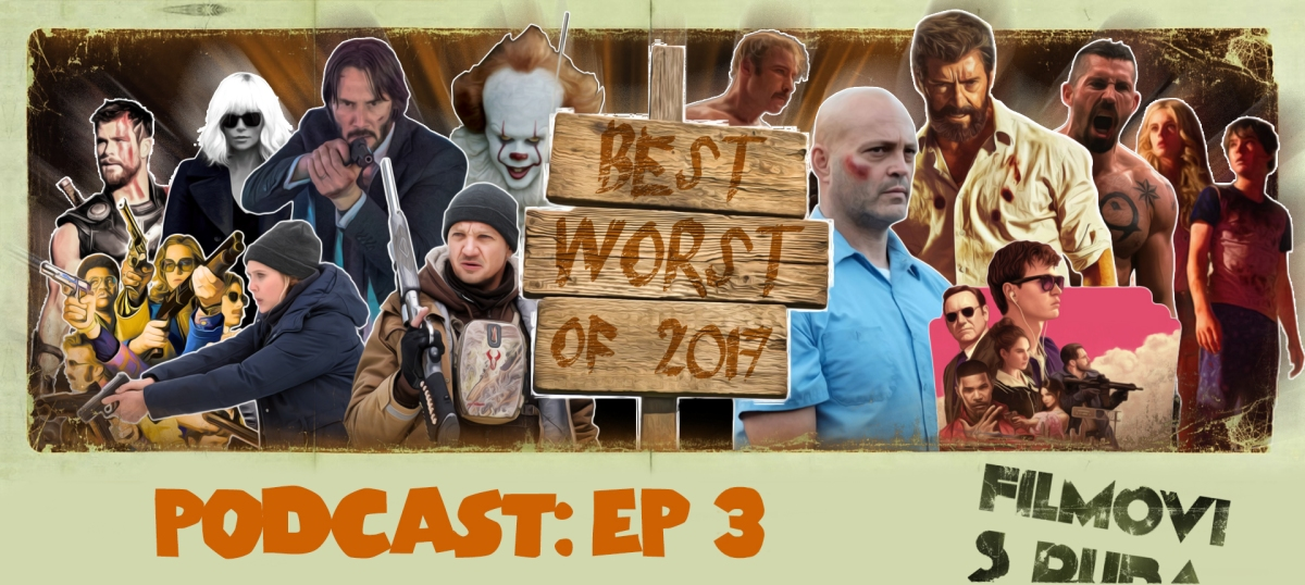Video Podcast: EP3 – Ash (& Co) vs Bad Movies!