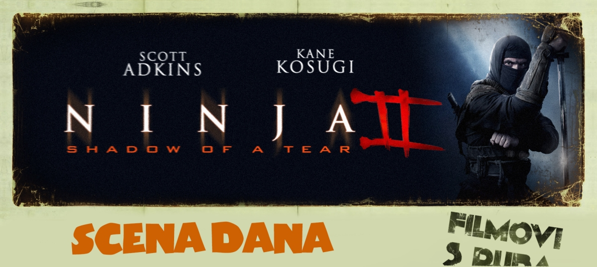 SCENA DANA – Ninja: Shadow of a Tear (2013)