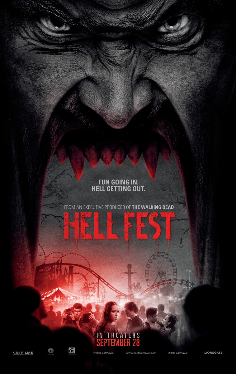 NAJAVA – Hell Fest (2018)